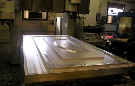 large-plate-milling-large