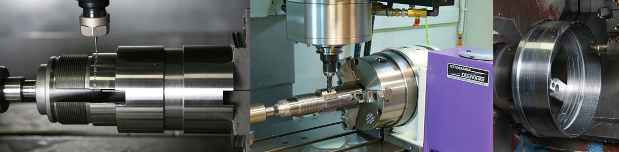 CNC Milling, CNC Turning Machine Shop